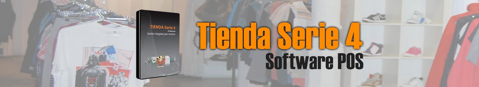 Tienda Serie 4
